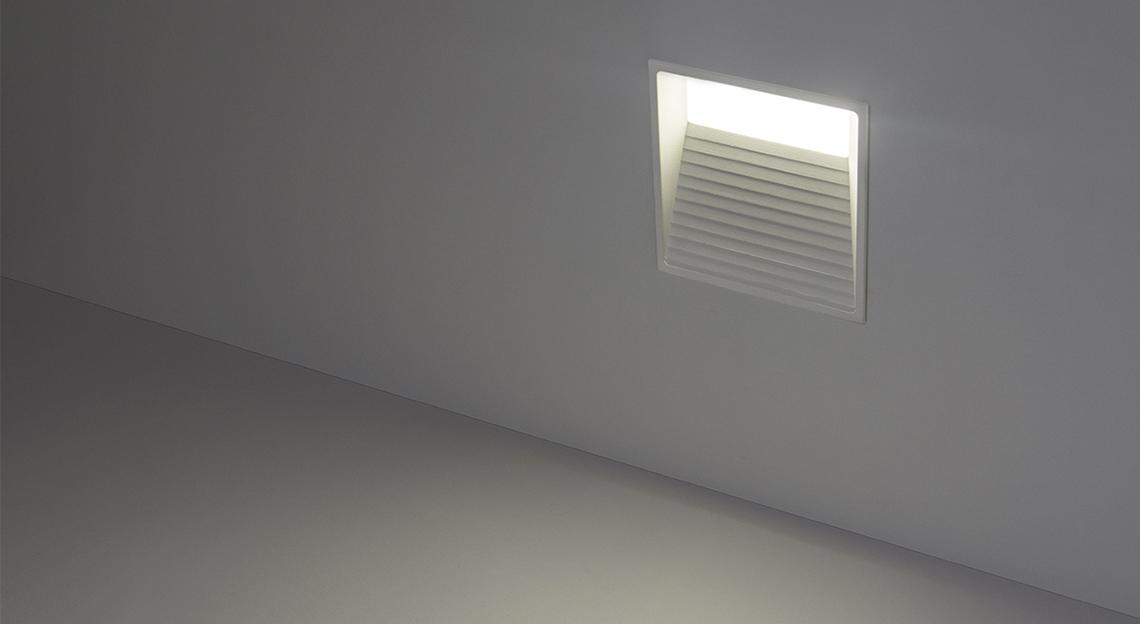 BZ45-E5LED3K - Efeito de luz
