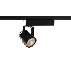 SR21-T | LED COB | Preto | Trilho