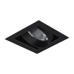 ER49-E | LED COB | Preto