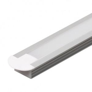 LPF02-E - PERFIL DE EMBUTIR PARA FITAS LED