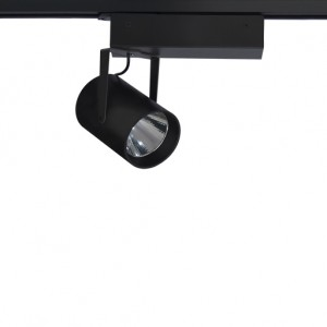 SR19-T | LED COB | Preto | Trilho | IRC80, IRC95 ou espectros especiais
