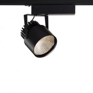 SR22-T | LED COB | Preto | Trilho