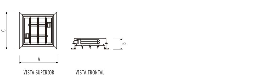 Desenho Técnico - PF60-E