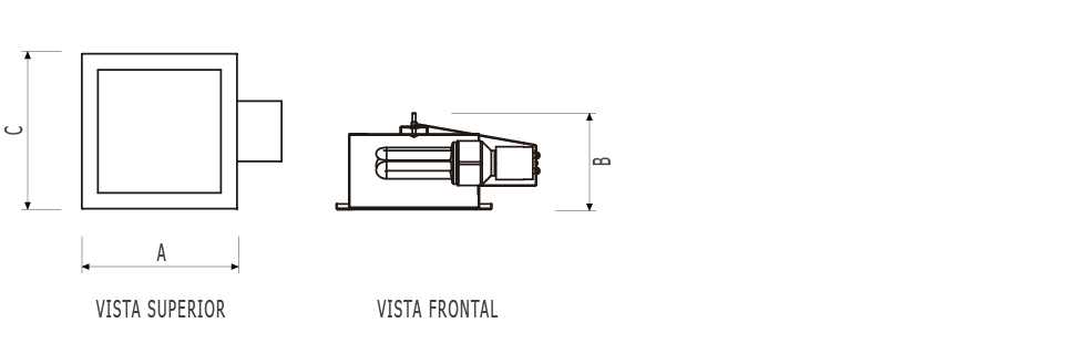 Desenho Técnico - PF65-E
