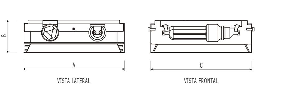 Desenho Técnico - PF78-S
