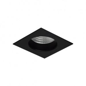 EF81-E | LED COB | Preto