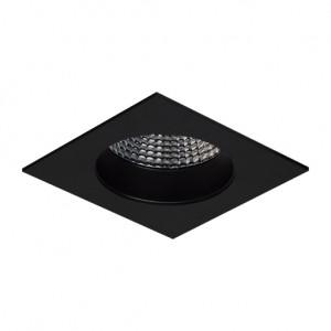 EF82-E | LED COB | Preto
