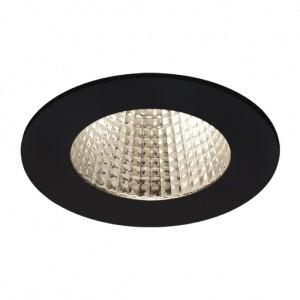 EF85-E | LED COB | Preto