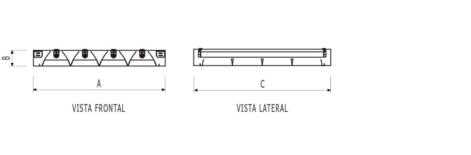 CAA01 - S416 | Desenho Técnico
